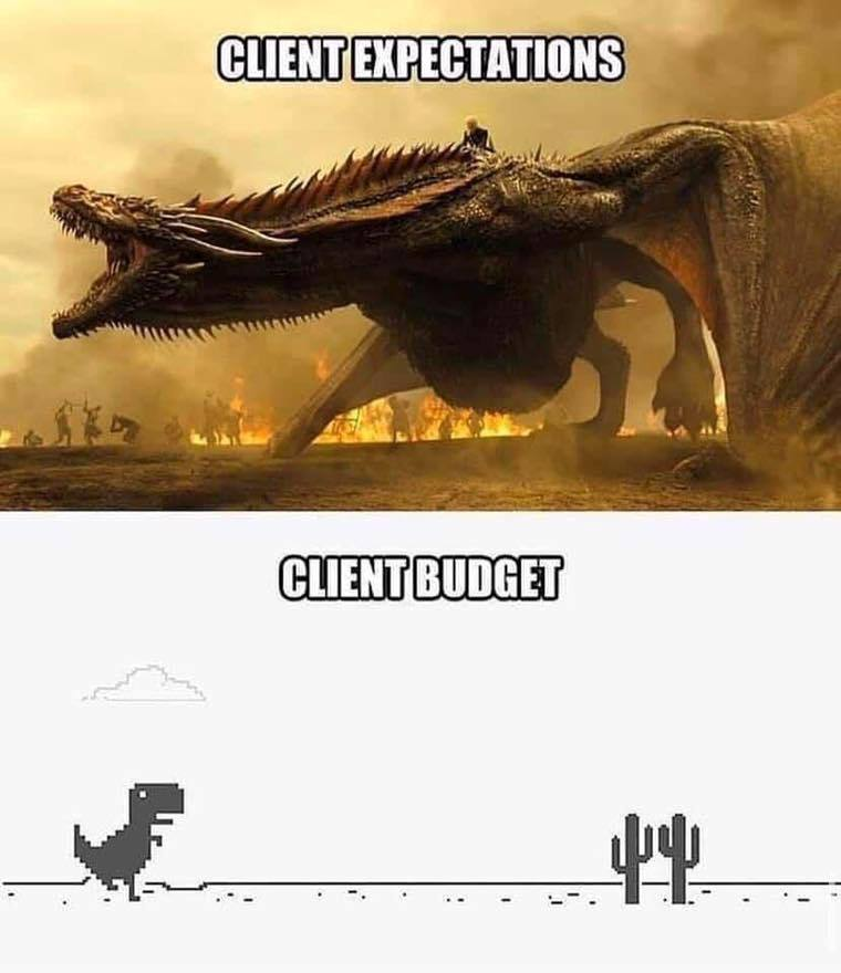 Client Expectations and Budget
